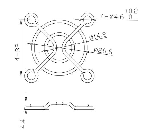 4CM网罩